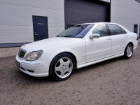Mercedes-Benz S 55 AMG Long