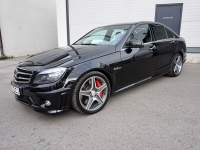 Mercedes-Benz C 63 AMG Performance